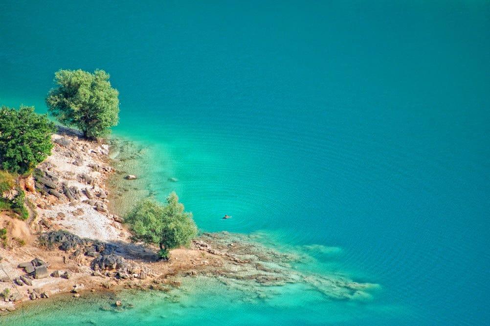 Lago di Fiastra xx da stampa