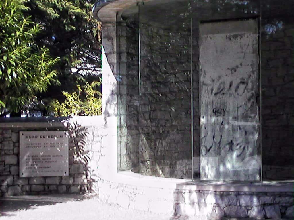 136 muro di Berlino a Fatima