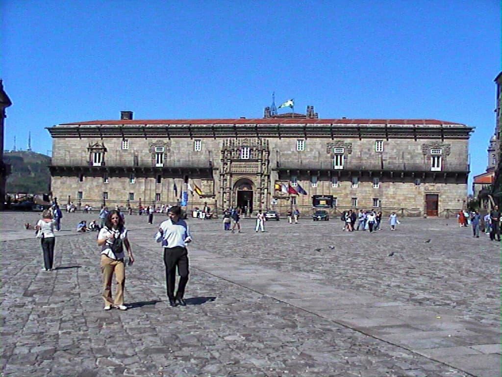 155  Santiago di Compostela