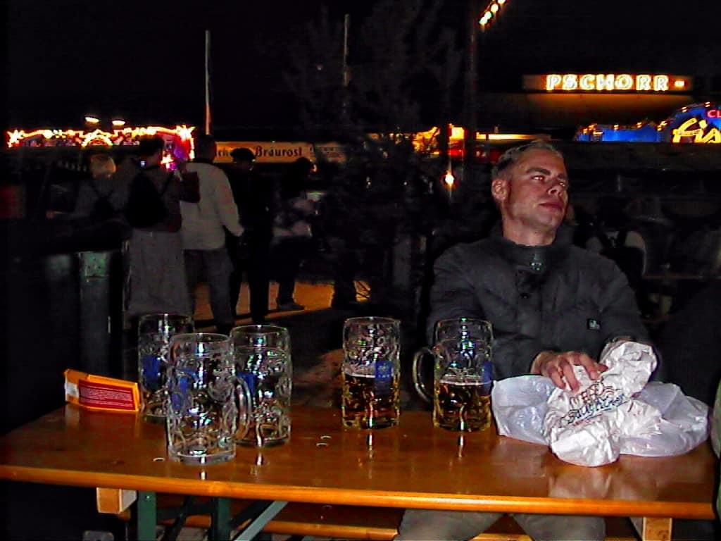 360 Monaco Oktober feste