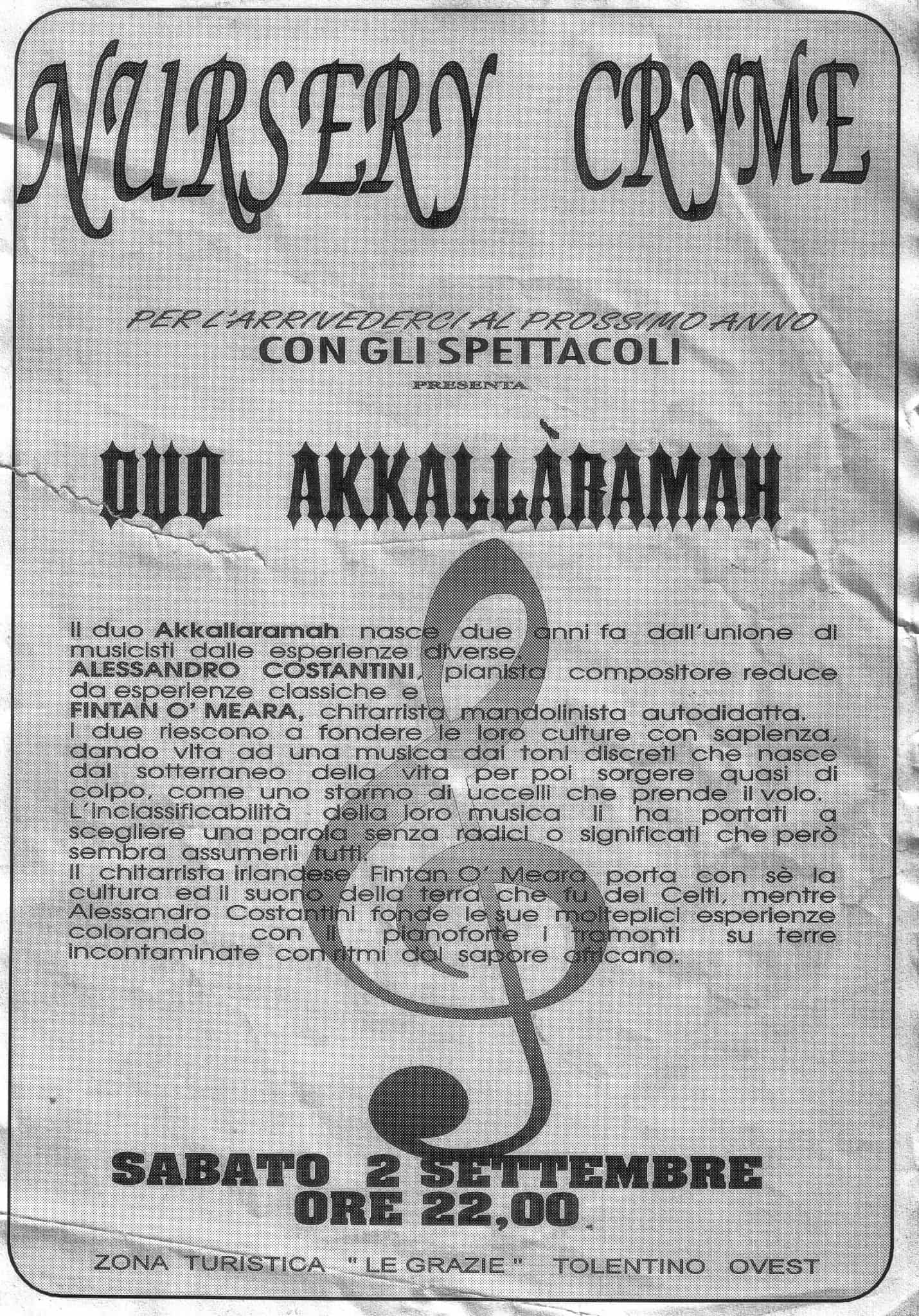 concerti 1994 -1