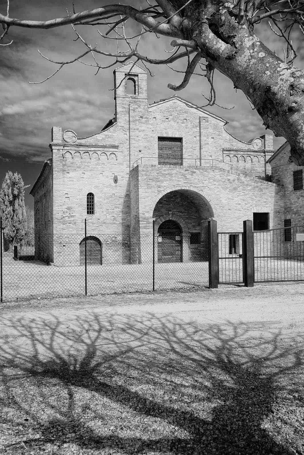 Abbazia Imperiale di Santa Croce, Casette d'Ete