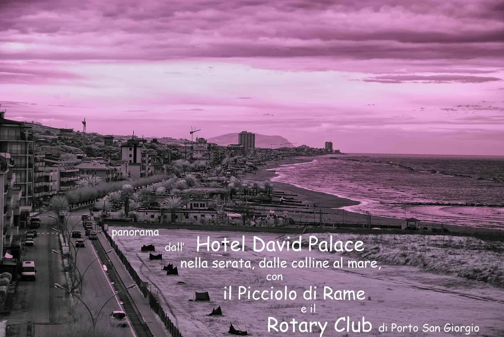 Hotel David Palace Porto San Giorgio aaa
