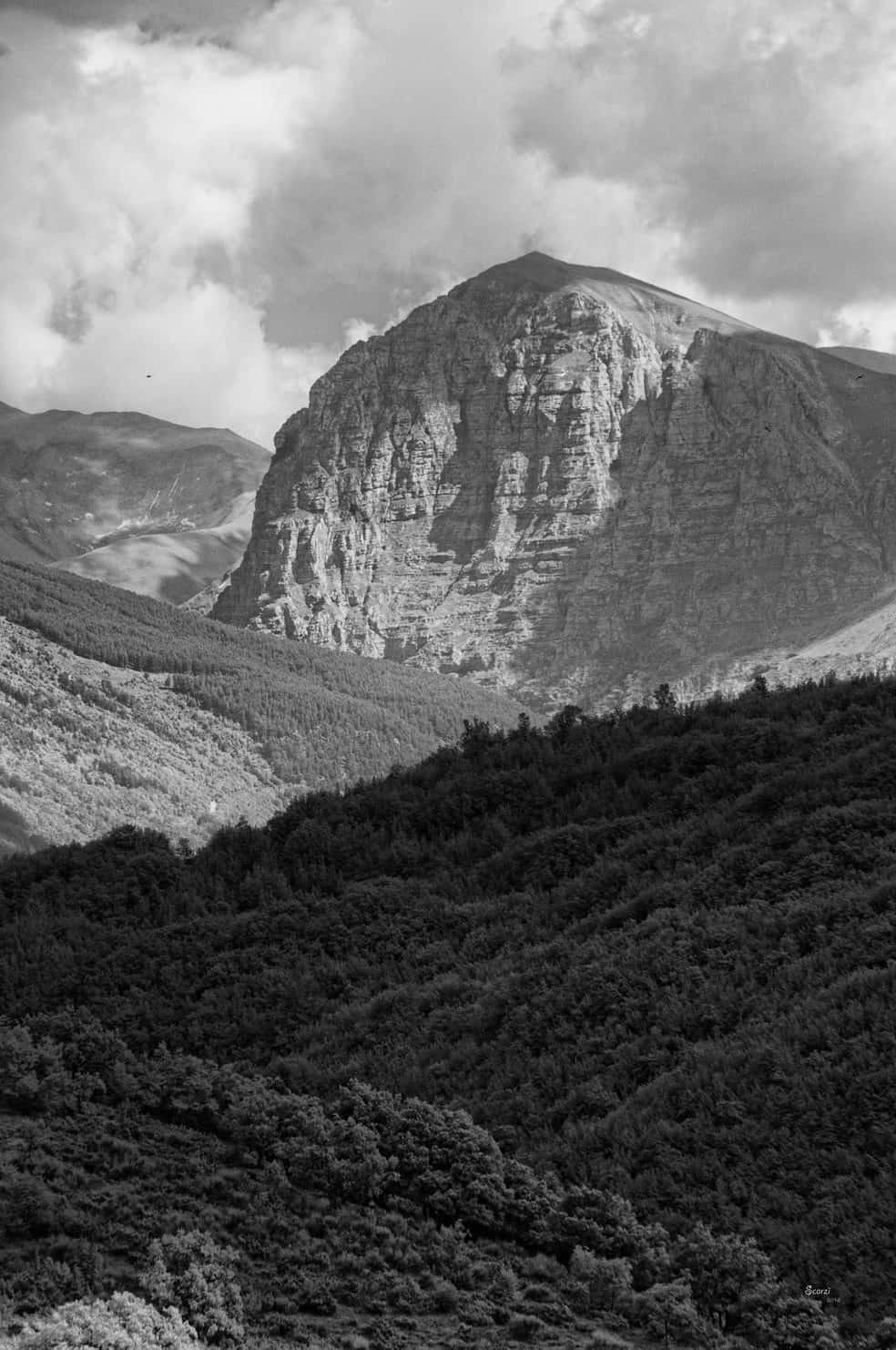 Monte Bove da Massaprofoglio a
