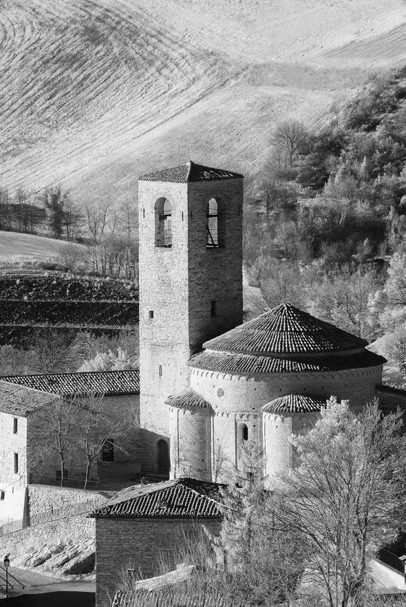 San Giusto a San Maroto - Pievebovigliana
