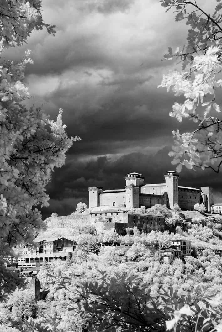 Spoleto il Castello ba